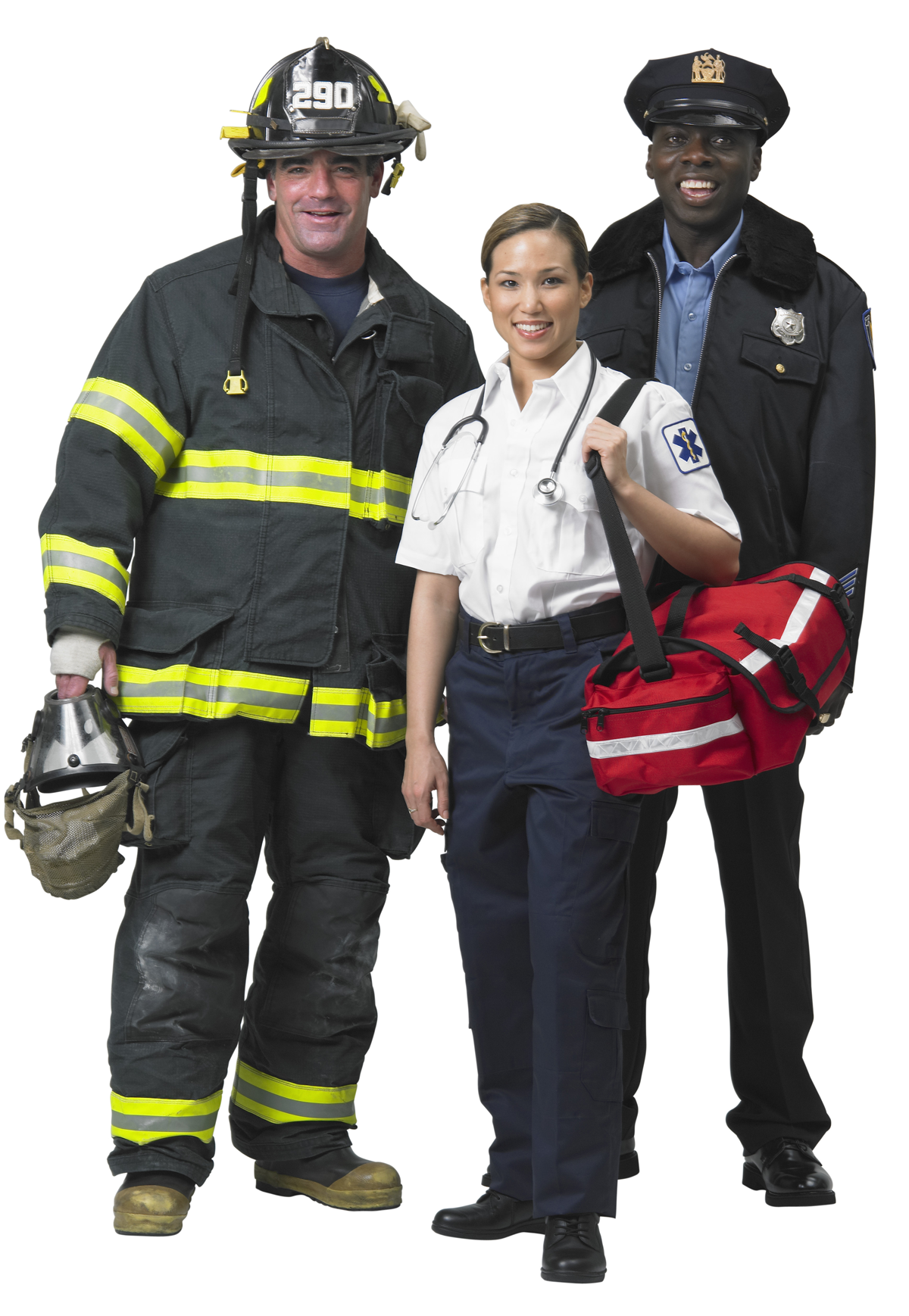 SafetyNet Tracking Solutions First Responders